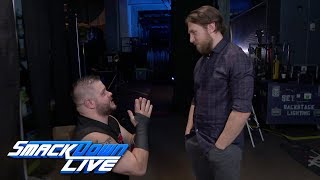Bryan answers Owens' pleas with a match against Orton next week: SmackDown LIVE, Nov 21, 2017
