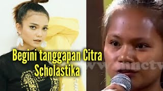 Download Lagu Viral!!  Video Peserta KDI Ditolak Juri, Citra Scholastika Angkat Bicara Gratis STAFABAND