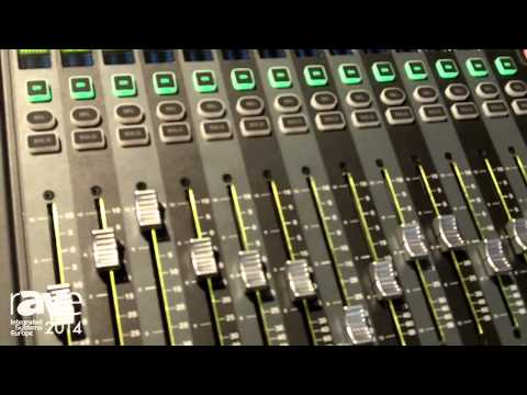 ISE 2014: Soundcraft Describes SI Performer 1