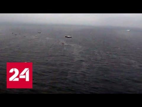 Авиакатастрофа Ту-154: в Москве ждут первый рейс с телами погибших