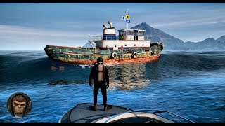 GTA 6 - Photorealistic Graphics Scuba Diving Gameplay! NaturalVision ✪ Remastered PC 60FPS GTA V MOD