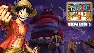 One Piece Pirate Warriors 3 Trailer 5