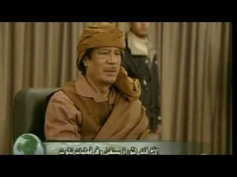Gaddafi under siege as violence escalates