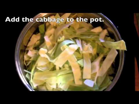 Grandma's Southern Cabbage Recipe