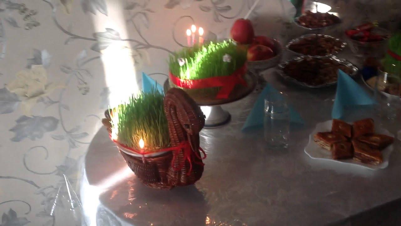 Праздник Навруз Байрам 2019 - Поздравок