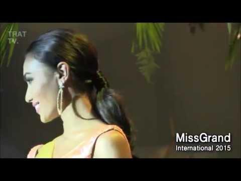 Miss Grand International 2015 Star of Stars Fashion show: ASIA - PACIFIC