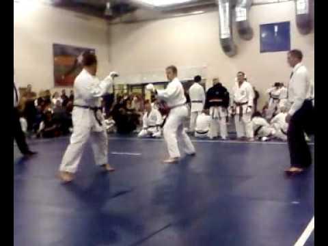 Leeds Wakefield Karate - KUGB Northern Region Champs Team Kumite