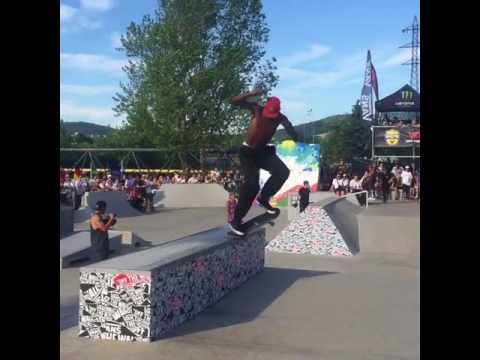 Wow 😳 @jjp93200 📹: @benjigarcia | Shralpin Skateboarding
