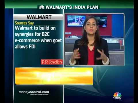 Walmart to launch B2B e-commerce biz in India by July