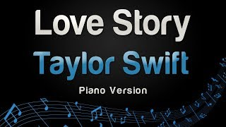 Taylor Swift - Love Story (Piano Version)