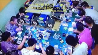 Lớp học nghề sửa chữa điện thoại di động tại Trung Tâm Dạy Nghề Bách Khoa số 61/295 Bạch Mai, Hà Nội