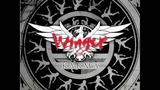 Watch Winger Come A Little Closer video