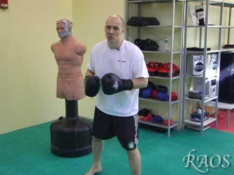 Kickboxing Training - Superman Punch Image 1