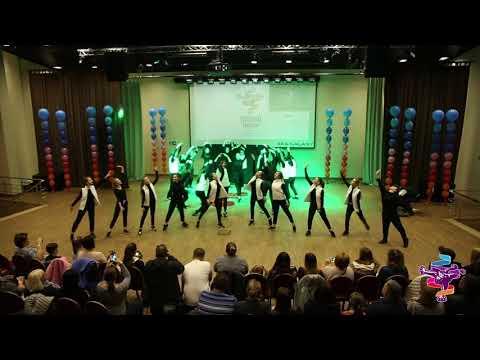 Танцуй, школа! Финал: выступление команды лицея № 59