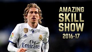 Luka Modrić 2016-17   Amazing Skill Show