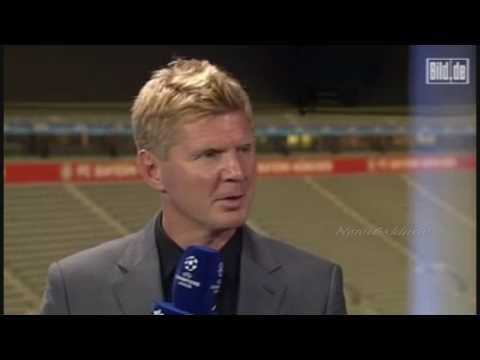 Stefan Effenberg attackiert Karl-Heinz Rummenigge (Bayern München)
