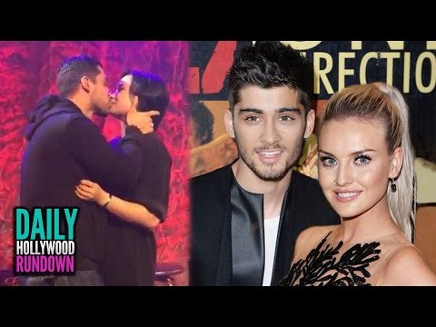 Zayn Malik Leaves One Direction Tour Over Perrie Cheating Scandal? Demi Lovato Cries On Stage (DHR)