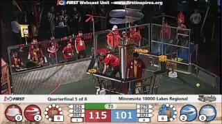 Quarterfinal 5 - 2017 Minnesota 10000 Lakes Regional