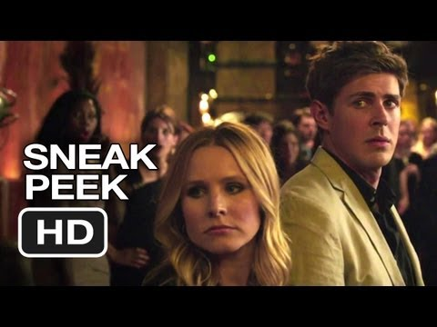 Veronica Mars Comic-Con SNEAK PEEK (2014) - Kristen Bell Movie HD