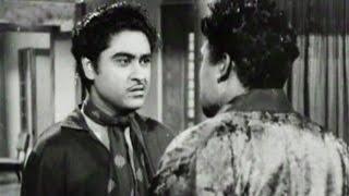 Kishore Kumar warns Ashok Kumar against other lady - Bhai Bhai, Scene 8/15