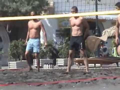Hot Sexy Greek Men Guys Males Sports Beach Greece World Vacation Travel by BK Bazhe.com