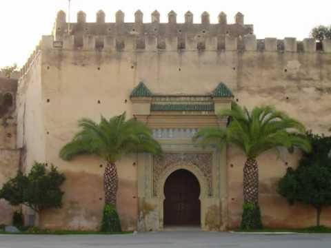 Meknès, Maroc.wmv