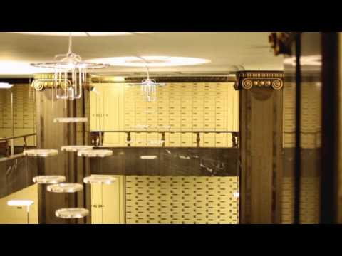 Hidden Gold: Inside Credit Suisse's Underground Swiss Vault