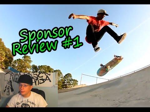 Sponsor Tape Reviews #1: