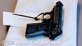 Seattle Police Are Taking Guns From Potentially Dangerous People (HBO)