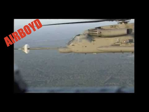 Pave Low Formation Flight