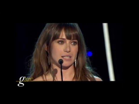 Marta Etura gana el Goya a Mejor Actriz de Reparto en 2010