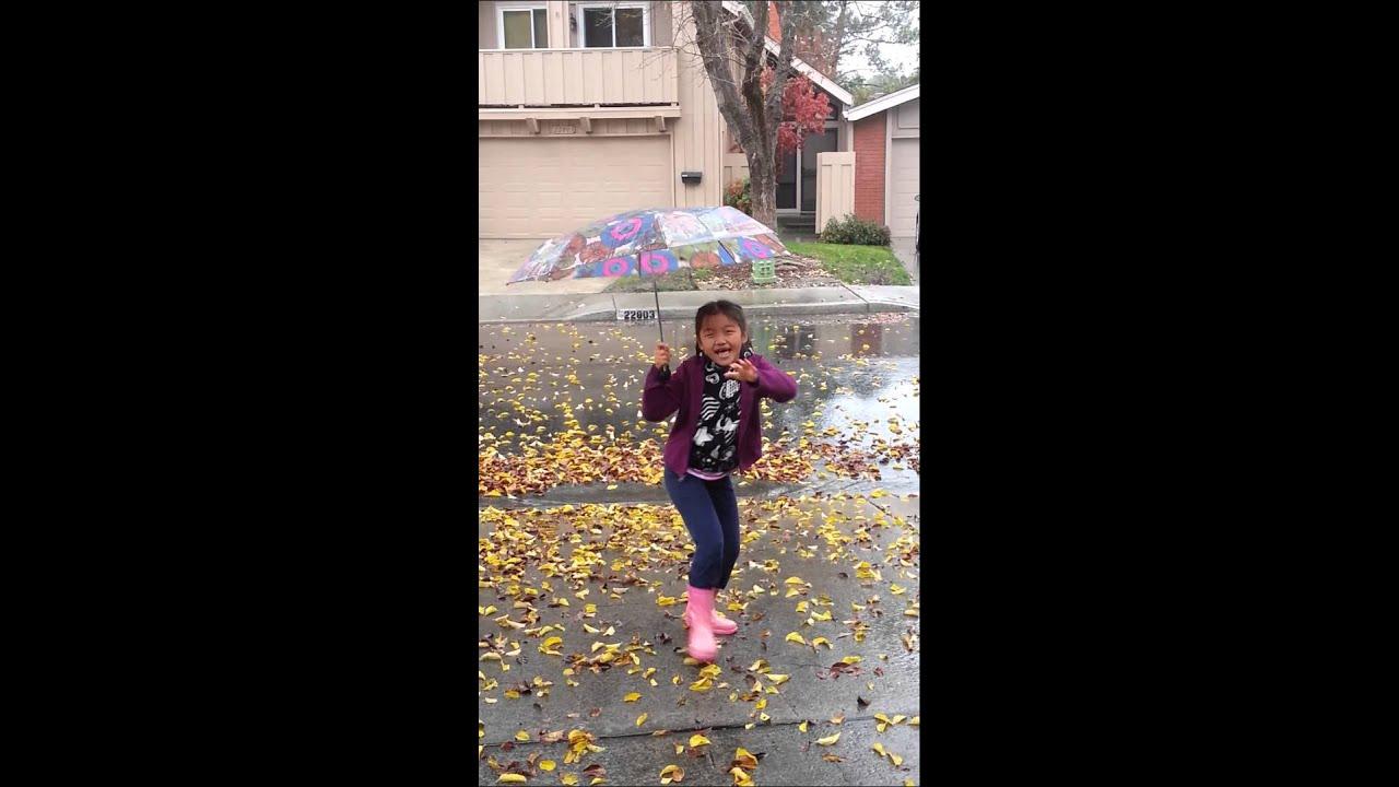Dancing in the big rain - YouTube