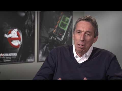 Ghostbusters: Producer Ivan Reitman Behind The Scenes Movie Interview