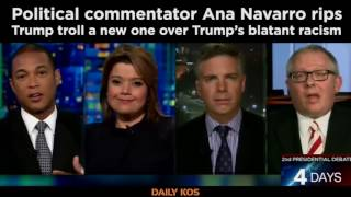 Ana Navarro rips fellow Republican a new one over Trump