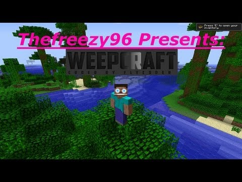 [1.4.7] The BEST Minecraft Hacked-Client! [WEEPCRAFT]!!!
