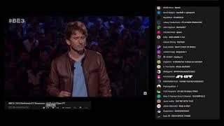Bethesda E3 2018 Showcase - Chat Reaction to Starfield & The Elder Scrolls VI
