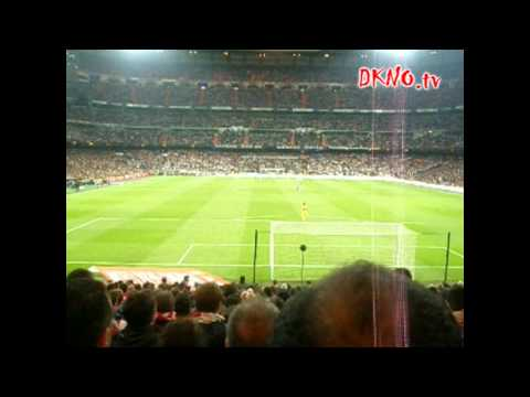 Narracin radiofnica y TV - Goles - Final Copa del Rey 2013 - Real Madrid 1 Atltico de Madrid 2