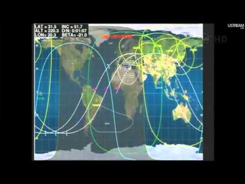 Soyuz Expedition 32 Reentry and Landing - Complete NASA HD TV Coverage