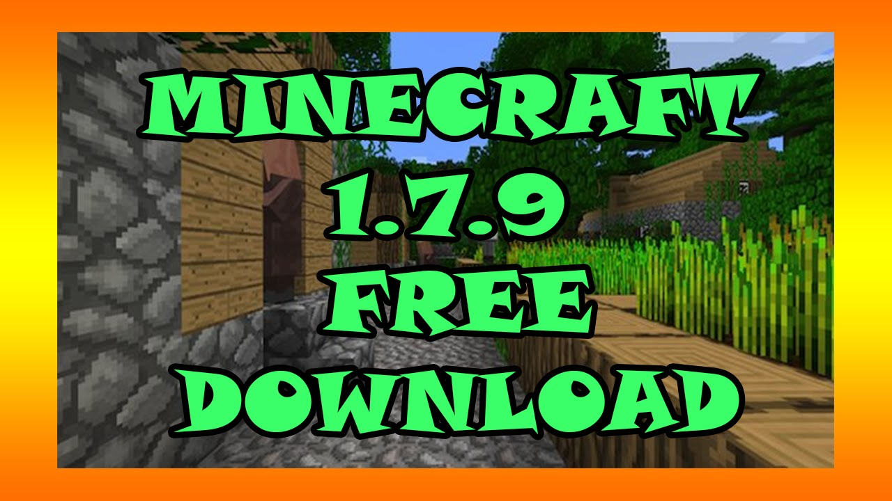 Minecraft Full Version Pc Windows 7