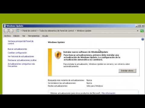 Como Quitar las Actualizaciones de Windows 7 8 Vista Por Completo 2013