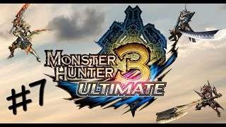Monster Hunter Tri Ultimate | Ep7 Subespecies Árticas | Wii U | Español | HD