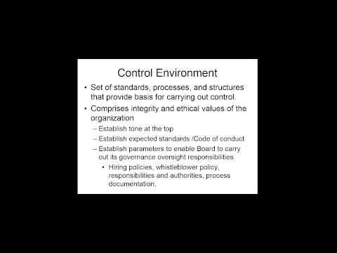 Internal Financial Control – How Ready Are You - Webinar