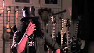Slash - About The Hat
