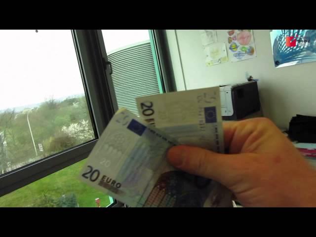 Falschgeld - auch in Ihrem Portemonnaie?