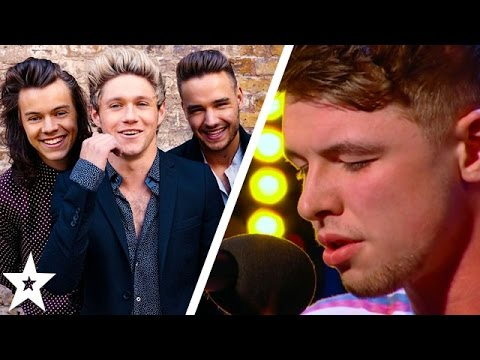 TOP ONE DIRECTION COVERS on Got Talent!   Got Talent Global