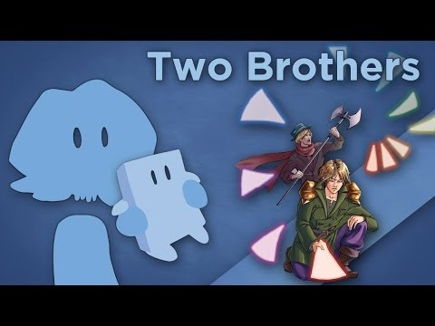 James Recommends - Two Brothers - Gameboy Style Action Adventure