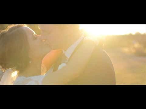 John + Jessica // Castroville Texas Wedding Videography