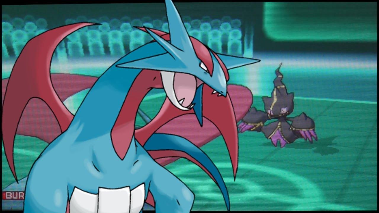 Mega medicham vs mega banette pok mon x y wi fi battle vs bryle salamence 39 s reign youtube - Branette pokemon y ...
