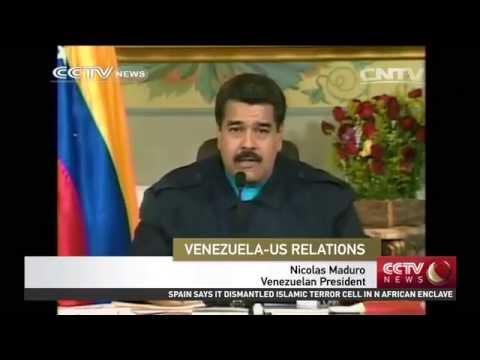 Venezuela's President Maduro lashes out against Washington