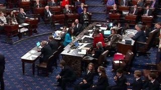 Senate passes budget to repeal ObamaCare